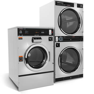 T 400 Vended Washers Vended Laundry Dexter Laundry