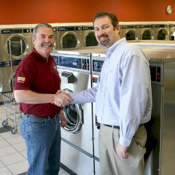 Western State Design Helps D's Wash and Dry Double Income and Cut Utilities with Dexter